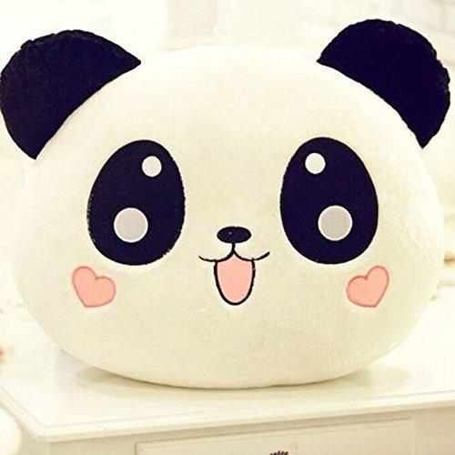 YunNasi 55cm Panda Peluche Jouet d'Enfant Coussin Cadeau Décoratif