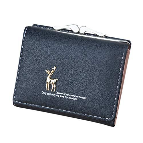 Barlingrock Leder Armband Frauen Geldbörsen Kurze Einfache Mini Geldbörse Kartenhalter Tasche