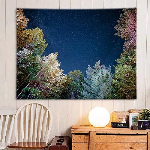 Tapiz espacial, tapices para colgar en la pared, pared para decoración del hogar, sala de estar, dormitorio, pared 150X200CM