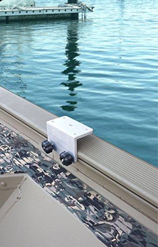 Brocraft Universal Track Bracket for Tracker Boat Versatrack System/Lowe Boat Bracket