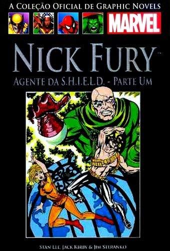 Nick Fury Agente da S.H.I.E.L.D. - parte um
