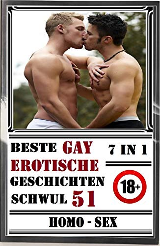 J. M. Gunternes Beste Schwul-Gay Erotische Geschichten Sammlung 51 (7 in 1)