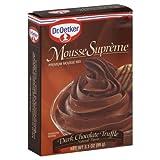 Dr Oetker Mousse Supreme Dark Chocolate, 3.1 oz