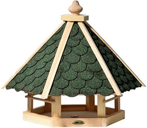 dobar 98521FSCe Maison pour Oiseaux Classique en Bois, Taille XL, 45 x 51 x 41 cm