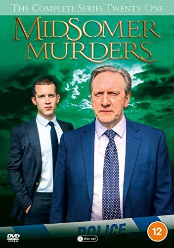 Midsomer Murders - Series 21 [DVD] [Reino Unido]