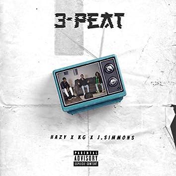3-Peat (feat. Hazy & Kg)
