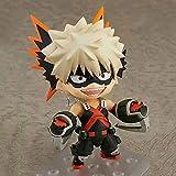 Aoemone My Hero Academia Bakugou Katsuki Todoroki Shoto Midoriya Izuku Q Version Nendoroid Figuras De Acción De Juguete con Accesorios Figuras De Anime Móviles Estatua De Juguete