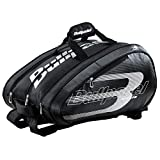 Paletero Bullpadel Avant S LTD Carbon Black