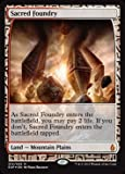Magic The Gathering - Sacred Foundry (014/045) - Expedition Lands - Foil