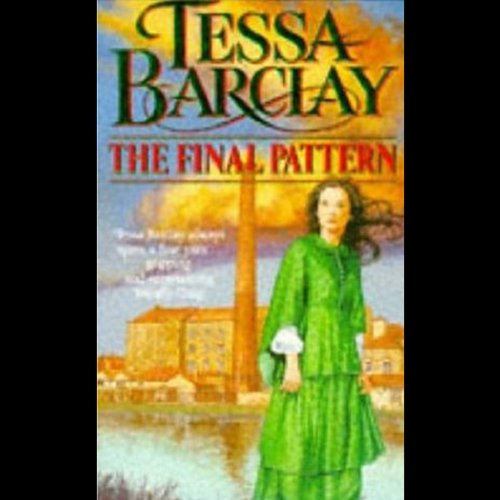 The Final Pattern audiobook cover art