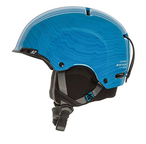 K2 Skis Helm STASH, blue, M