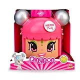 Pinypon Mix & Match Neon Party - Contenedor con 5 Figuras exclusivas, de 4 a 8 años (Famosa...