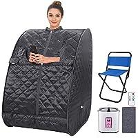 Portable Personal Sauna with Remote Control
