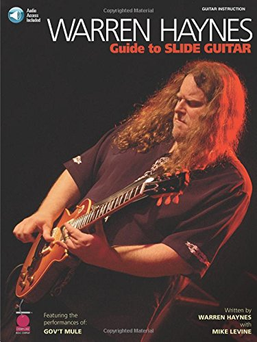Haynes, Warren Guide To Slide Guitar Book/Cd: Noten, CD für Gitarre