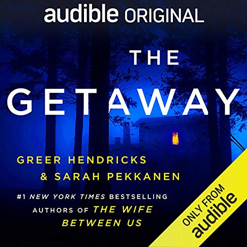 The Getaway audiobook cover art