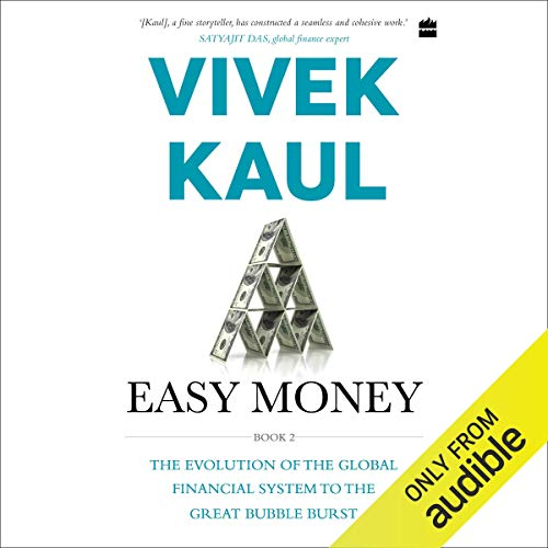 Easy Money, Book 2 audiobook cover art