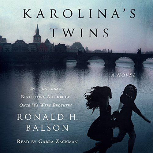 Karolina's Twins audiobook cover art
