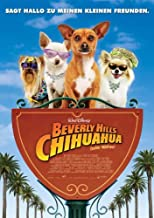 Beverly Hills Chihuahua Movie Poster (27 x 40 Inches - 69cm x 102cm) (2008) German -(Drew Barrymore)(Salma Hayek)(Jamie Lee Curtis)(Piper Perabo)(Edward James Olmos)(Andy Garcia)