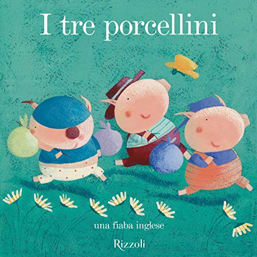 Il tre porcellini cover art