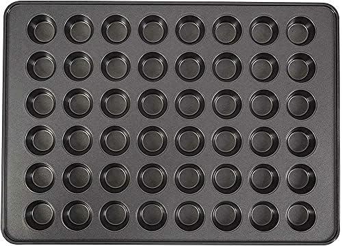 Max 82% OFF Non-Stick Mega Mini Muffin and Cupca Cupcake molds Silicone Ranking TOP17 Pan