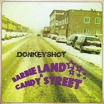 Barbie Land & Candy Street
