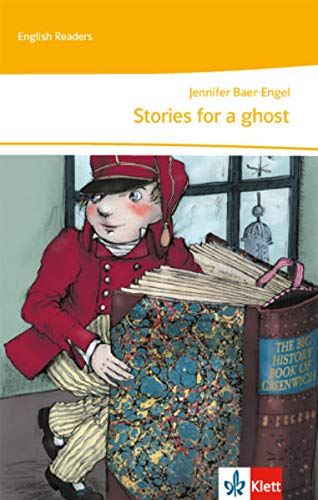 Stories for a ghost!: Lektüre mit Audio-CD 1. Lernjahr: Englische Lektüre mit Audio-CD für die 5. Klasse (English Readers)