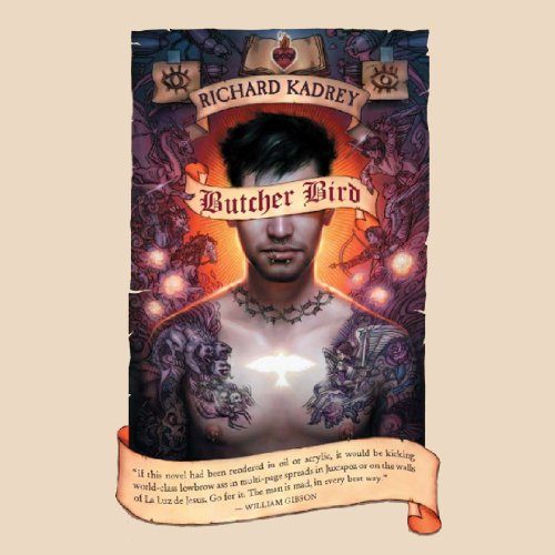 Butcher Bird audiobook cover art