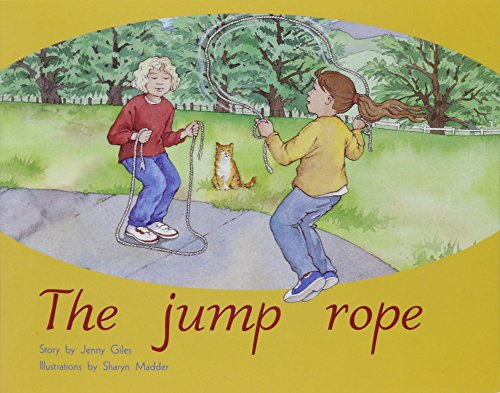 The Jump Rope: Individual Student Edition Green (Levels 12-14)