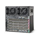 Cisco - WS-C4506-E - Cisco Catalyst 4506-E - Switch - rack-mountable - PoE