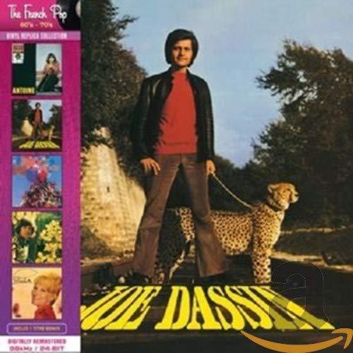 Joe Dassin - Paper Sleeve - CD Vinyl Replica Deluxe + 1 Titre Bonus