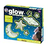 brainstorm The Original Glowstars Company Limited Glow Superstars -