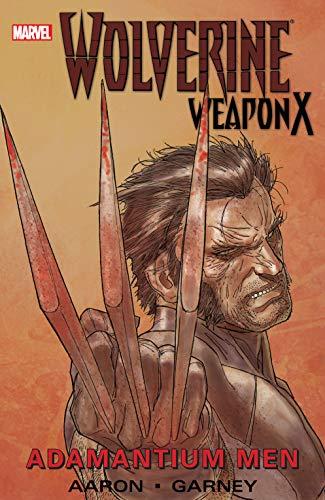Wolverine: Weapon X Vol. 1: Adamantium Men (English Edition)