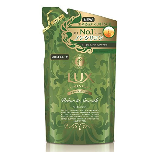 Japan Health and Beauty - 350g refill Lux Ruminiku onbelaste niet-silicium shampoo * AF27 *
