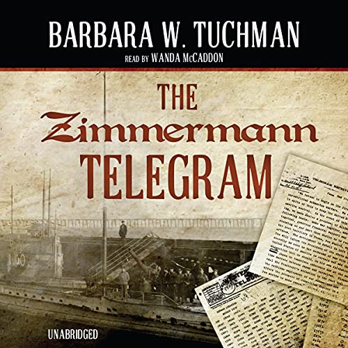 The Zimmermann Telegram cover art
