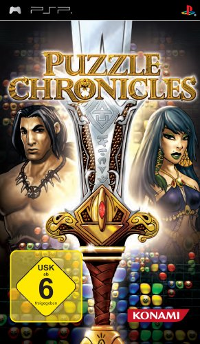 Puzzle Chronicles [Importación alemana]