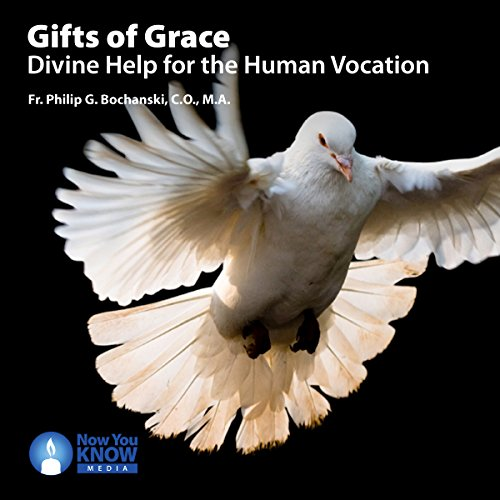 Gifts of Grace: Divine Help for the Human Vocation audiobook cover art