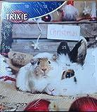 Calendario de Adviento para roedores. Si tienes una cobaya o conejo en casa y quieres comprarle un calendario de adviento este es el producto.