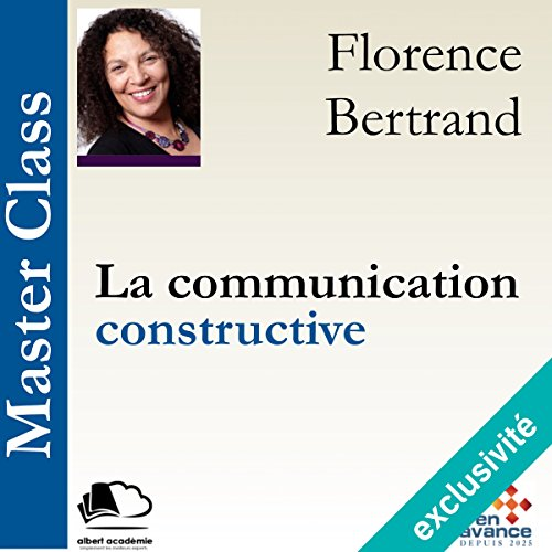 Couverture de La communication constructive