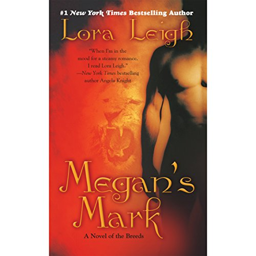 Megan's Mark audiobook cover art