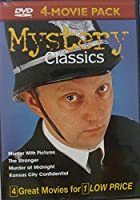 Mystery Classics Volume 10: Murder with Pictures, The Stranger, Murder at Midnight, Kansas City Confidential