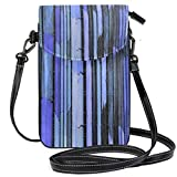 XCNGG bolso del teléfono Tube Pattern Structure Cell Phone Purse Wallet for Women Girl Small Crossbody Purse Bags