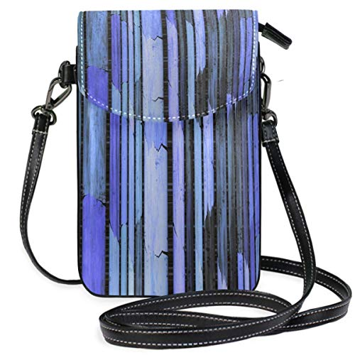 XCNGG Kleine Geldbörse Tube Pattern Structure Cell Phone Purse Wallet for Women Girl Small Crossbody Purse Bags