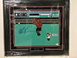 "Mike Tyson Signed ""Punch-Out"" 16x20 Custom Framed Photo (JSA COA)"