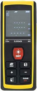Laser Rangefinder Laser Portable Measure Tool Range Finder Length Area Measurement Volume Extreme Value Pythagorean Mode A...
