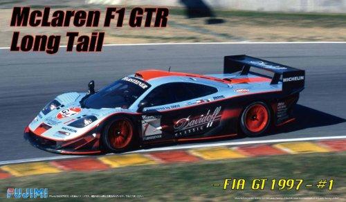 1/24 Rial Serie Nº 95 coche de deportes de McLaren F1 GTR de la cola larga 1997 Campeonato FIA GT # 1