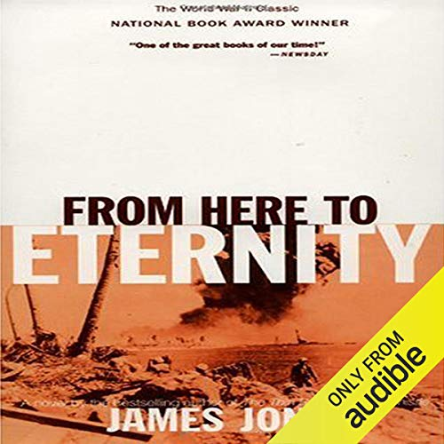 From Here to Eternity audiobook cover art