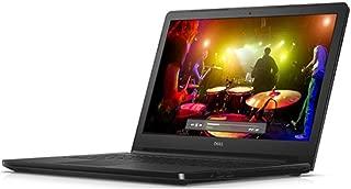 "Dell Inspiron 5000 Flagship 15.6"" HD Laptop PC | Intel Core i7-7500U | 16GB RAM | 512GB SSD | DVD +/-RW | Bluetooth | WIFI | 2 USB 3.0 | RJ-45 | Windows 10 Pro (Black)"