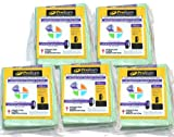 ProTeam 10 qt Backpack Bags - 5 Pack Bundle (100331)
