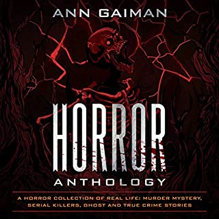 Horror Anthology: A Horror Collection of Real Life  audiobook cover art
