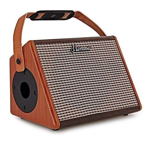 Hartwood Portable Acoustic Amplifier with Bluetooth